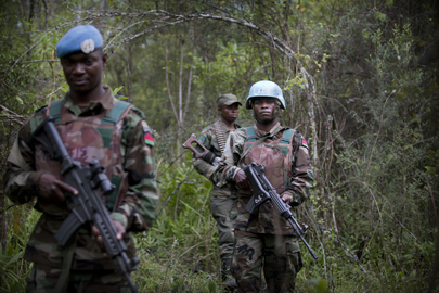 FARDC and MONUSCO Conduct Joint Operations near Tongo, Eastern DRC