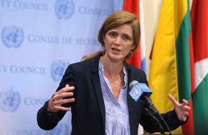 US Representative Briefs Press on Democratic Republic of Congo