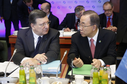 Secretary-General Attends Fourth EU-Africa Summit, Brussels