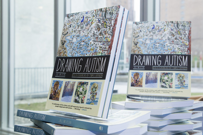 "Book Signing Event with Author of ""Drawing Autism"""