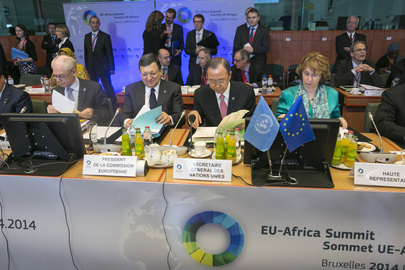 Fourth EU-Africa Summit Focuses on Security & Trade Issues