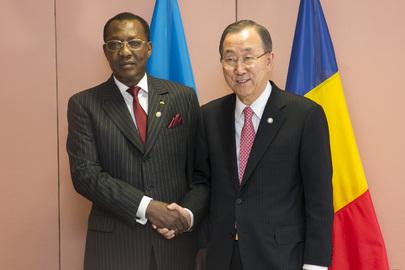 Secretary-General Holds Bilateral Meetings in Brussels