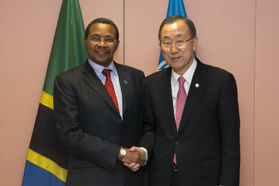 Secretary-General Holds Bilateral Meetings in Brussels