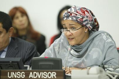 UNAOC Holds Open Meeting on Post-2015 Development Agenda