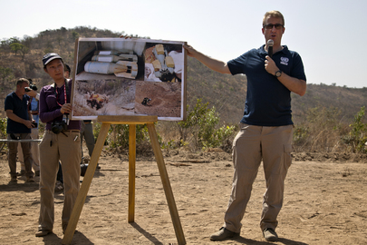 UNMAS, MINUSMA Mark International Day for Mine Awareness