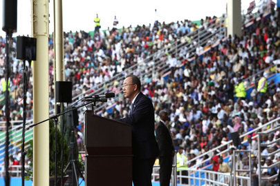 Commemoration of 20th Anniversary of Rwandan Genocide, Kigali