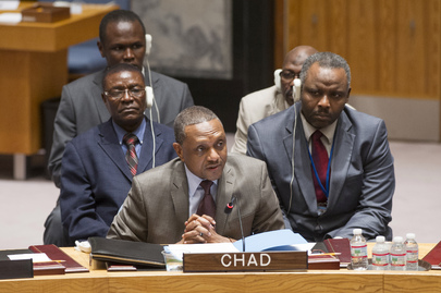 Council Establishes New UN Mission in Central African Republic