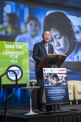 Learning for All: Event on Education, World Bank Headquarters