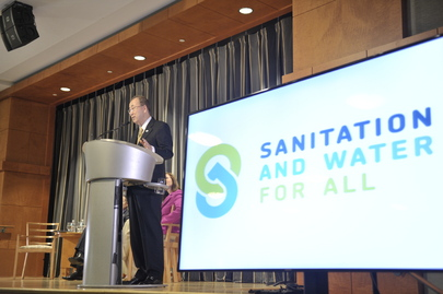 Sanitation and Water for All: Event in Washington, DC