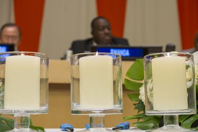 Twentieth Commemoration of Rwanda Genocide at UNHQ