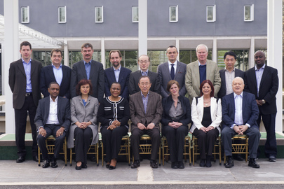 2014 Security Council Retreat with Secretary-General