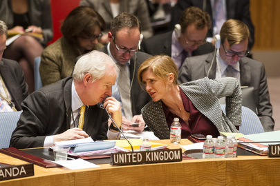 Security Council Holds Open Briefing on Situation in Ukraine