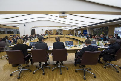 UN System Chief Executives Board Meeting, Rome