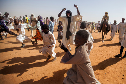 UNAMID Hosts Cultural and Sports Event