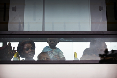 DRC Nationals Expelled from Congo Brazzaville, Maluku Transit Camp