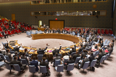 Security Council Extends UNSOM Mandate