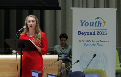 2014 ECOSOC Youth Forum