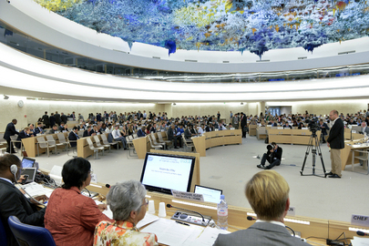 Opening of Twenty-sixth Session of Human Rights Council