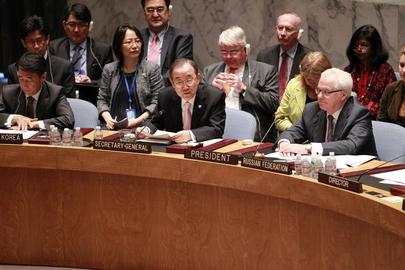 Council Debates Trends in Peacekeeping