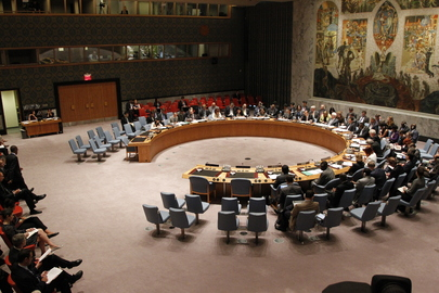 Council Debates Trends in Peacekeeping