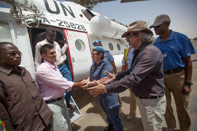 UNAMID Contractor Released in North Darfur