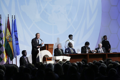 Secretary-General Speaks at Opening of G77 Summit