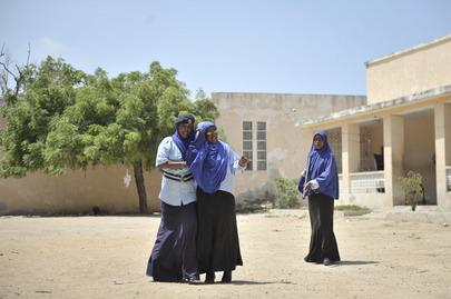 AMISOM Conducts Somali Police Force Training