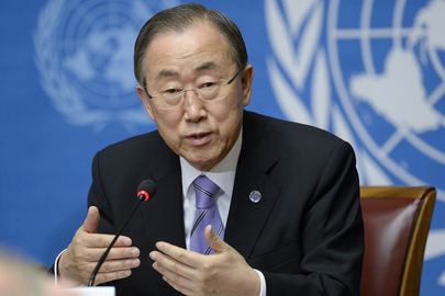 Secretary-General Holds Press Conference in Geneva