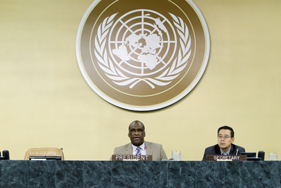 General Assembly Holds Interactive Hearings on Upcoming World Conference on Indigenous Peoples