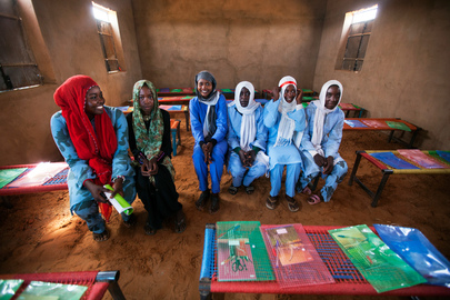 UNAMID Inaugurates New Classrooms at Zam Zam Camp