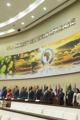 Secretary-General Attends African Union Summit