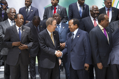 Secretary-General Attends African Union Summit in Malabo, Equatorial Guinea