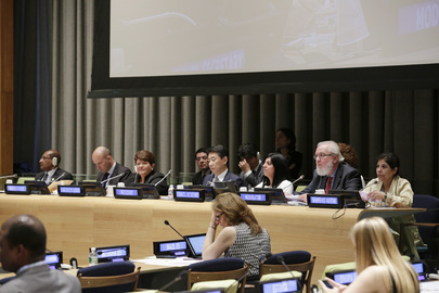 ECOSOC Holds Ministerial Dialogue on Regional Priorities in the Post-2015 Agenda