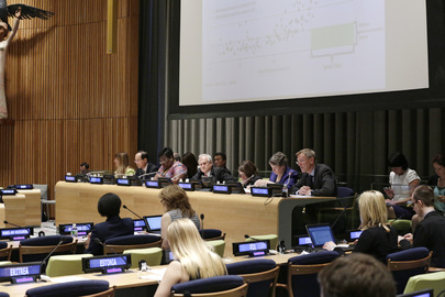 ECOSOC Holds Ministerial Dialogue on Implementing a Rio+20 Policy Agenda
