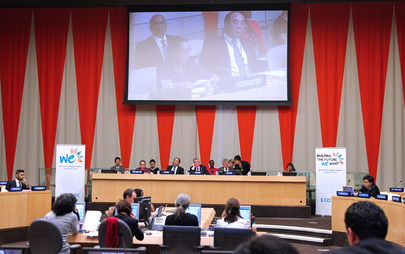 2014 Annual Ministerial Review Addresses MDG Challenges