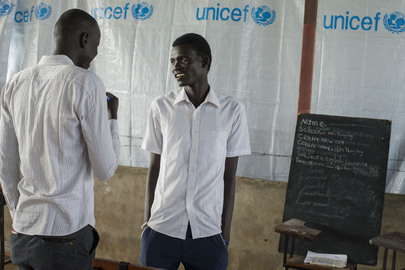 South Sudanese Students Sit for School Exams