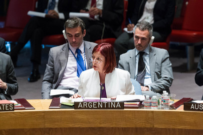 Security Council Holds Emergency Meeting on the Situation in Ukraine
