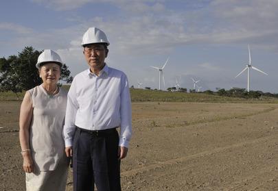 Secretary-General Visits Nicaraguan Wind Farm