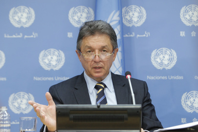 Press Conference by Permanent Representative of Ukraine