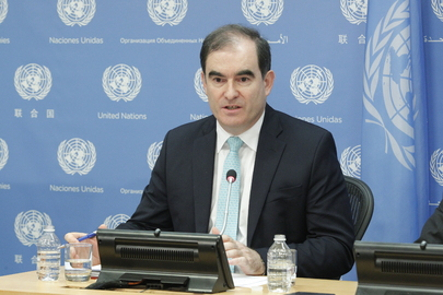 Press Briefing on Situation in Gaza