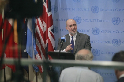 Representative of Israel Briefs Press