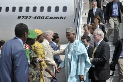 Security Council Delegation Visits Somalia