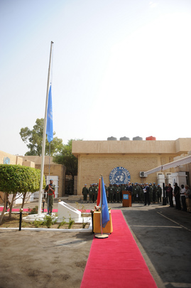 UNAMI Marks Humanitarian Day, Anniversary of 2003 Baghdad Bombing