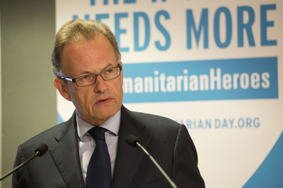 UNOG Observes World Humanitarian Day