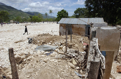 Flood Ravages Southeastern Haiti