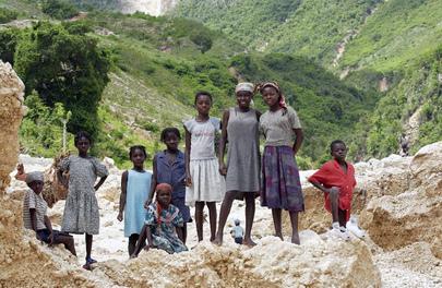 Floods Ravage Southeastern Haiti