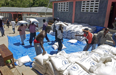 Floods Devastate Southeastern Haiti