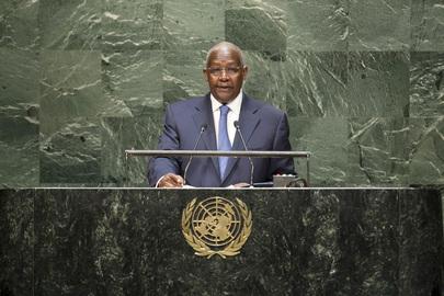 General Assembly President Speaks at Opening of General Debate