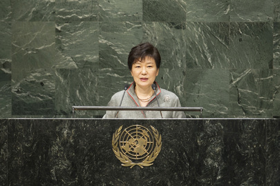 President of the Republic of Korea Addresses General Assembly