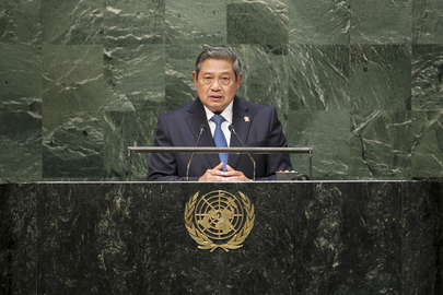 President of Indonesia Addresses General Assembly